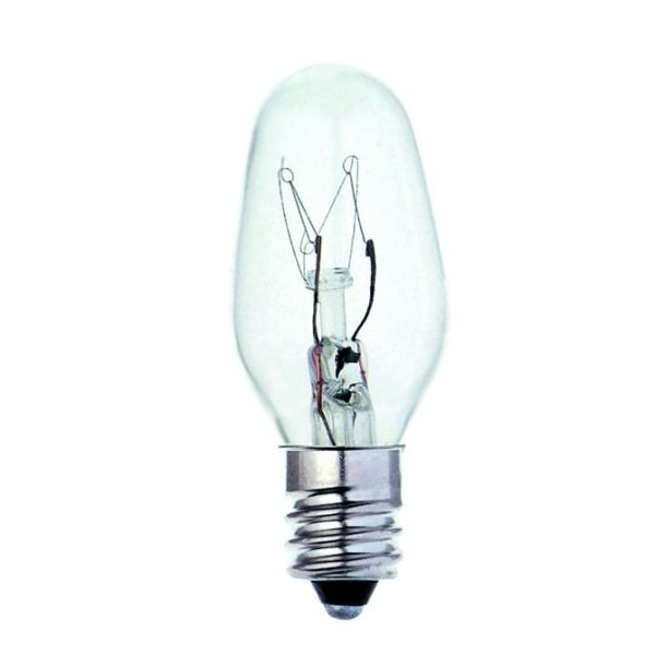 7W Nightlight- CES Clear 2 PACK