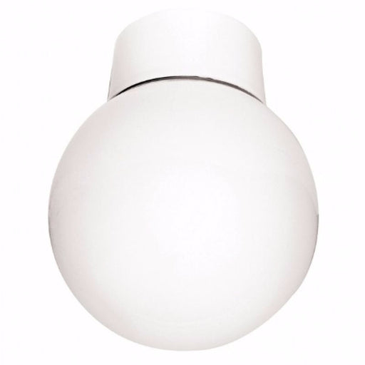 Bathroom Globe c/w Prewired Lamp holder