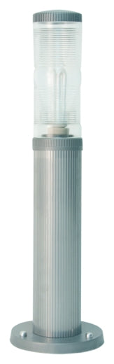 Garden Bollard SLIM LINE BOLLARD Collection GREY