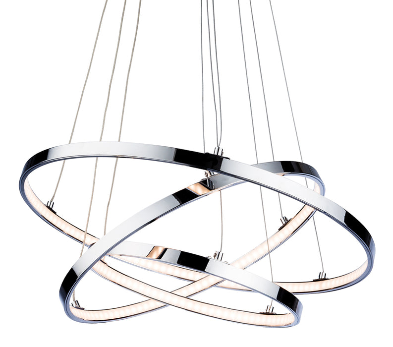 Esprit Chrome LED Ceiling Light