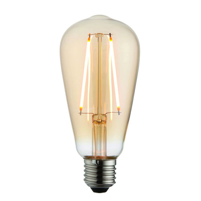 E27 LED Filament Pear