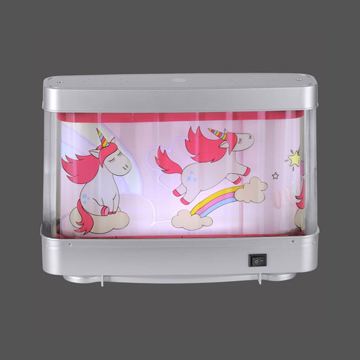 LED decoration light, unicorn light