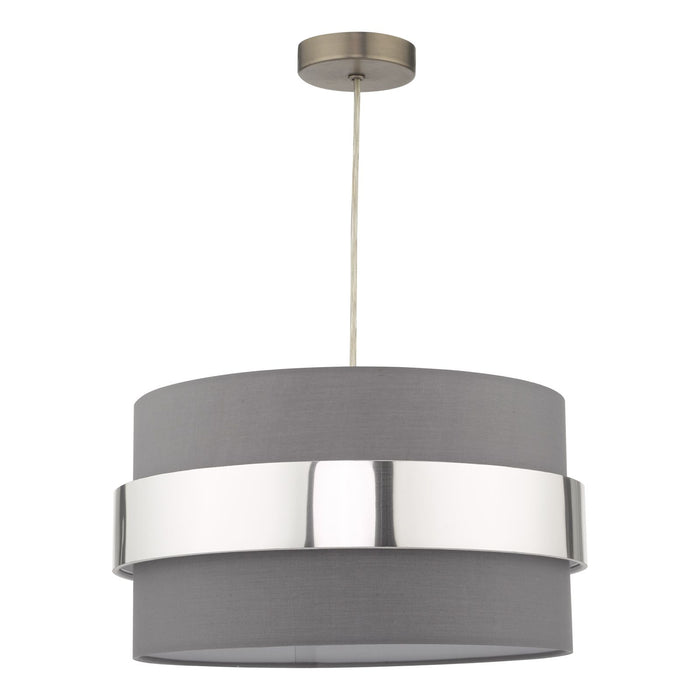 Oki Easy Fit Grey Shade with Chrome Band