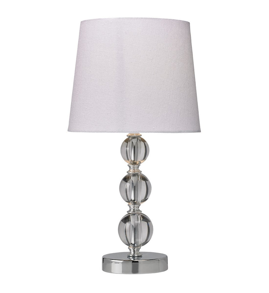Orby Table Lamp - White
