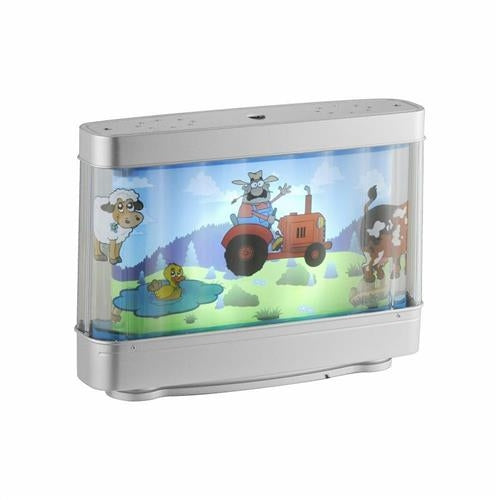 LED decorative light, children's room, farm