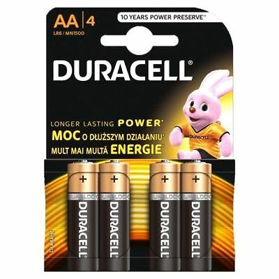 Duracell®  AA Batteries - Pack Of 4