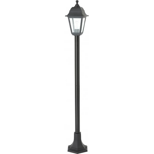 Pimlico Outdoor Tall Post Lamp Black IP44