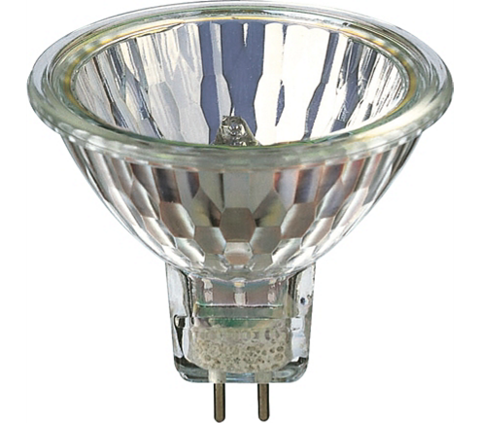 50W Halogen GU53 MR16 Warm White Sold as 2 pack