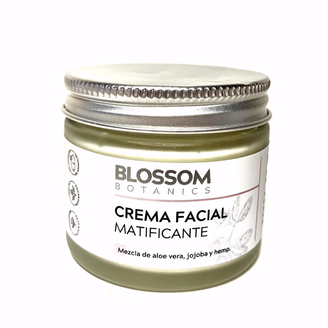 Crema Facial- Matificante