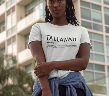 Tallawah | Behind the T-Shirt