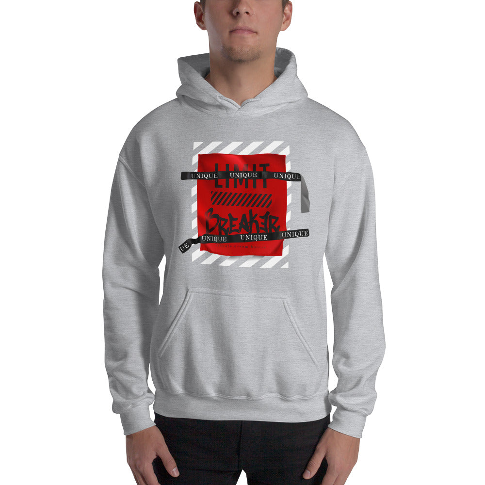 Limit breaker Hoodie- Nothing Can Hold You Back!