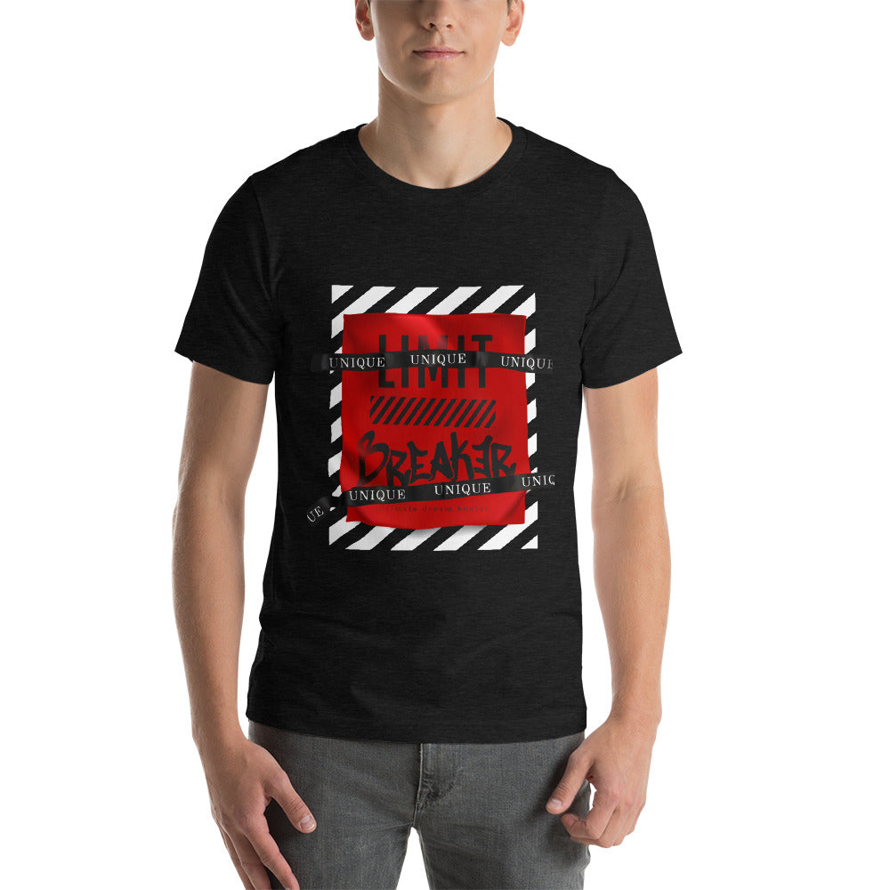 Limit Breaker-Short-Sleeve Men's T-Shirt