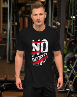 No Regret- Men's T-Shirt( It's time to live)