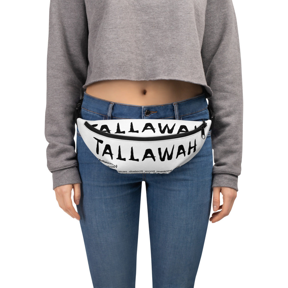 Tallawah Kick- Ass Fanny Pack | Strong, Fearless And Not To Be Underestimated.