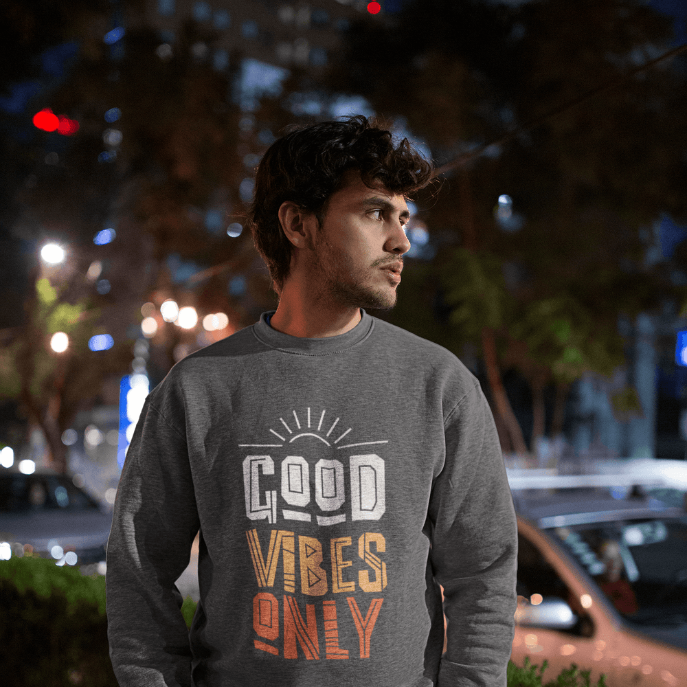 Good Vibes Only | Short-Sleeve Unisex T-Shirt