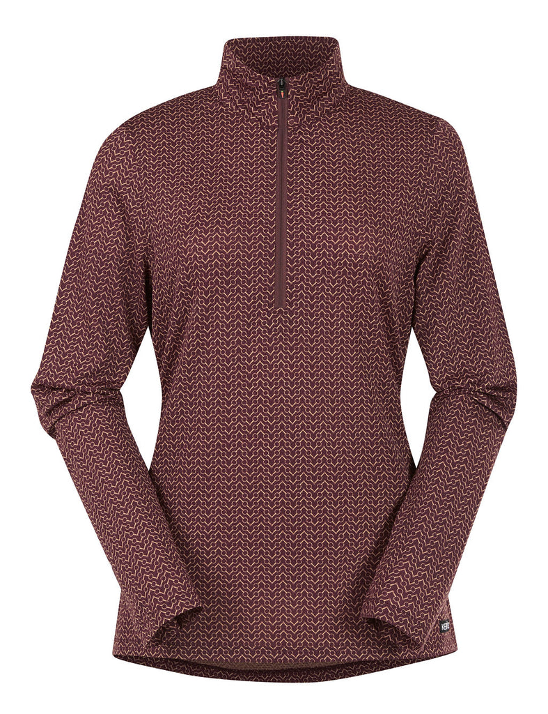 NEW Ice Fil® Lite Long Sleeve Riding Shirt - Print FIG