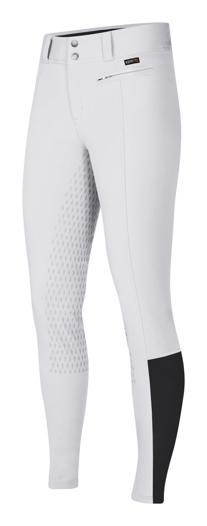Affinity™ Ice Fil® Full Seat Breech White