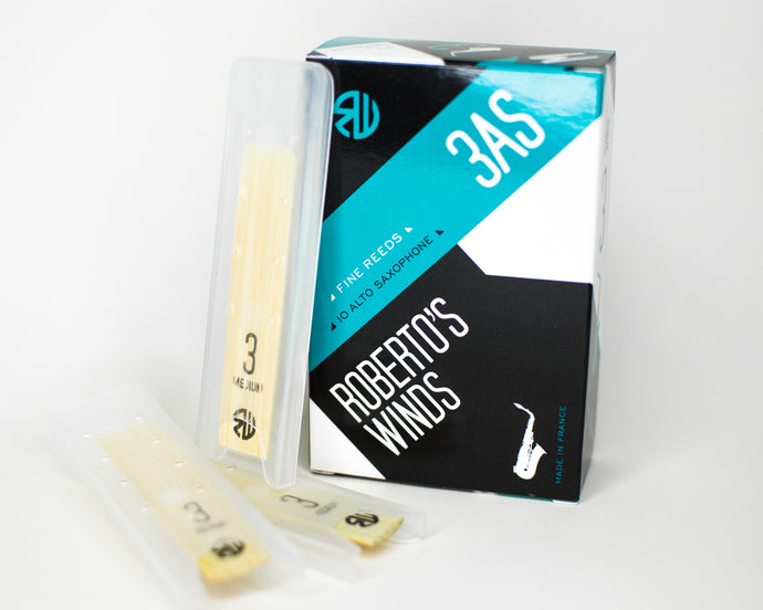 Alto Saxophone Reeds (10 pack)