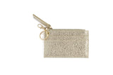 Livi Gold Card Case