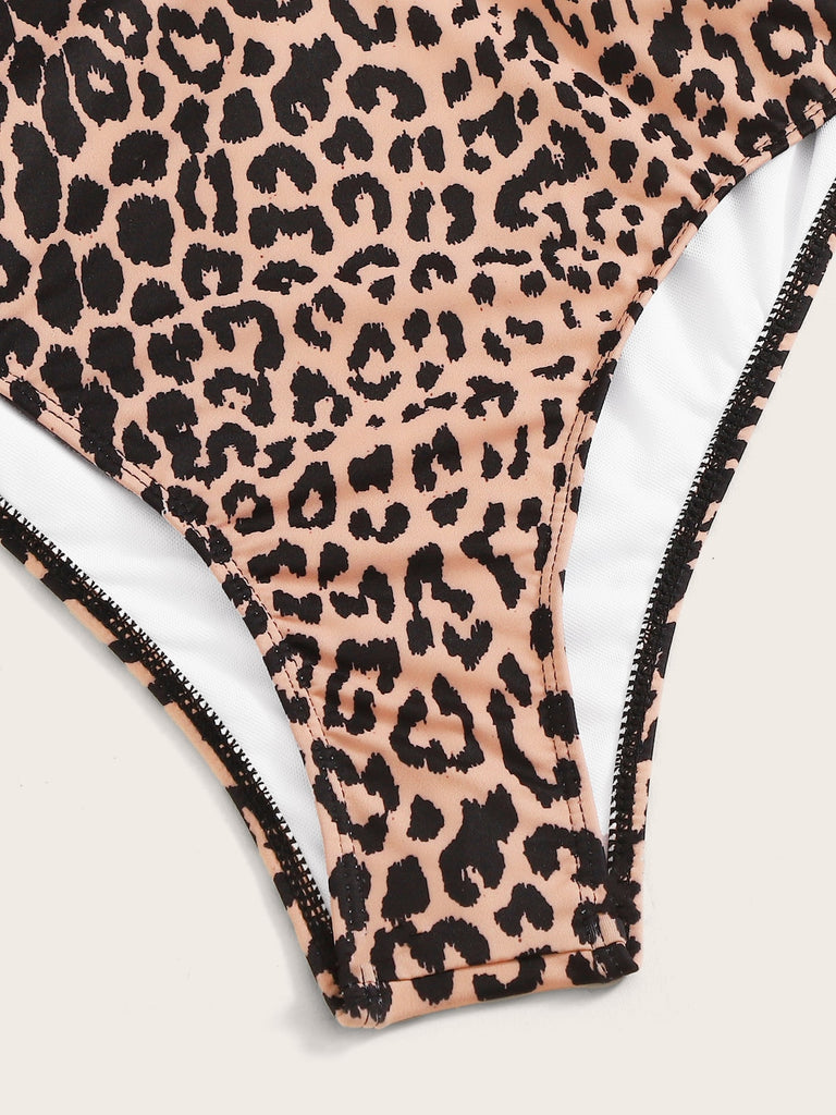 Ventura Leopard One Piece