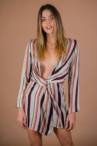 Sweet Feeling Wrap Dress