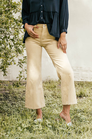 Owen Rust Pant Set