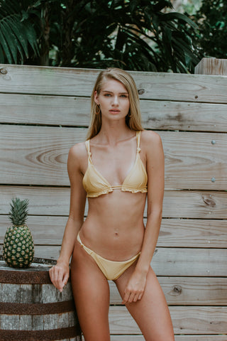 High Tide Neon Bikini Set