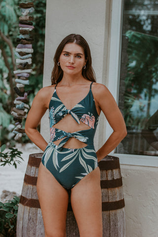 Maui Tropical Bikini Set
