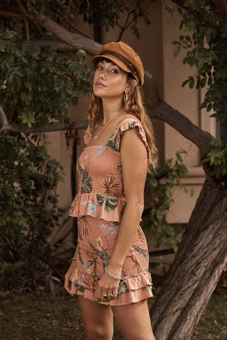 Sunset Natural Dress