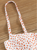 Riviera Orange Dot Bikini Set