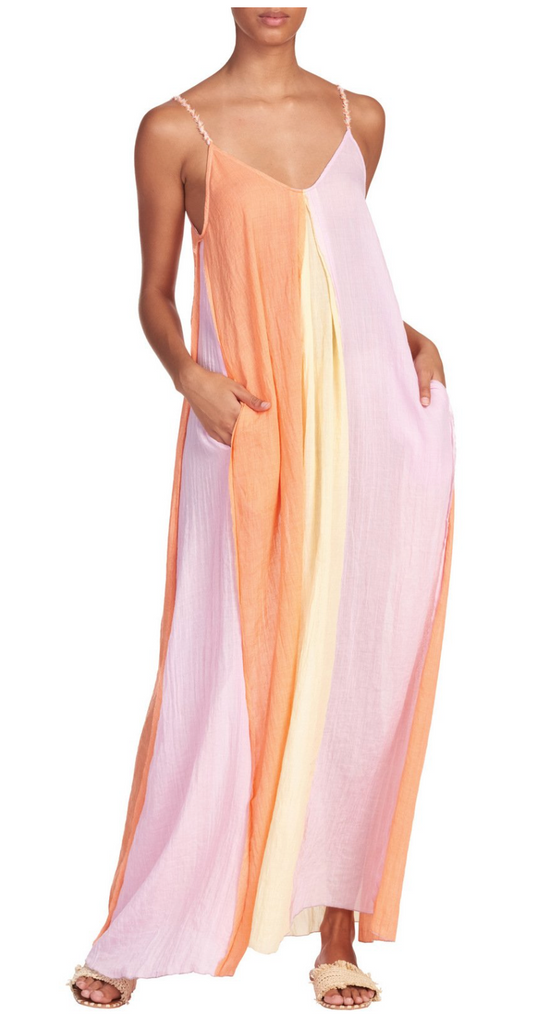 Beachside Dock Maxi Dress
