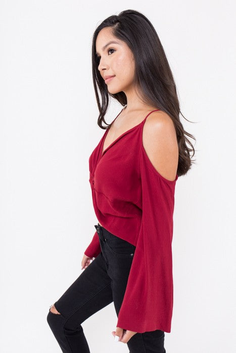 Napa Wine Blouse