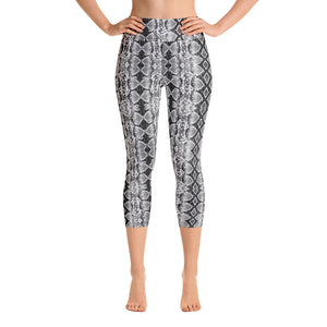 Chrome Sneaky One Yoga Capri