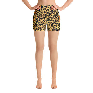 Wild One Yoga Shorts