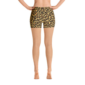 Wild One Low-Rise Shorts