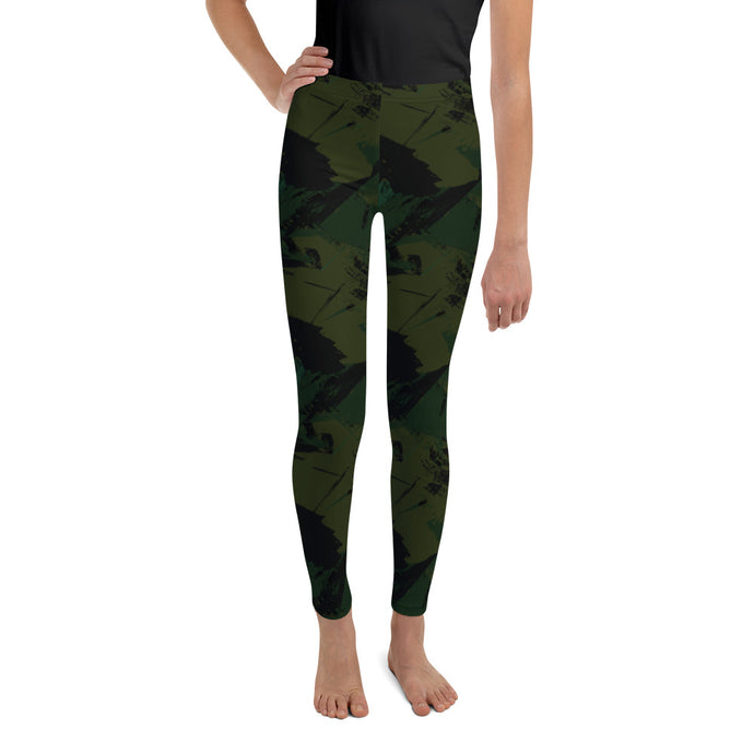 Camo Vibes Kid's Leggings