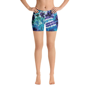 Psychedelic Vibes Shorts