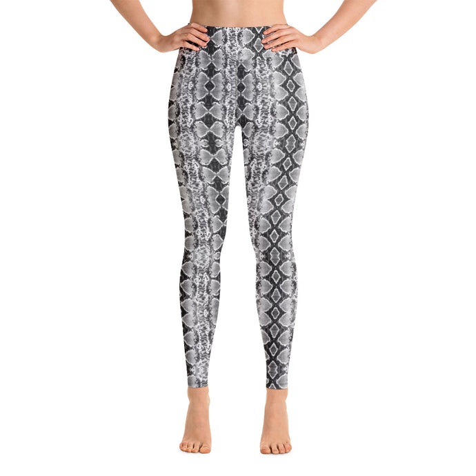 Chrome Sneaky One Yoga Leggings