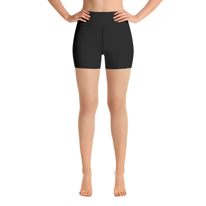 Spread Smiles Yoga Shorts