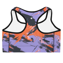 Load image into Gallery viewer, Retro Pop Sports Bra