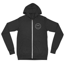 Load image into Gallery viewer, Spread Smiles Unisex Zip Hoodie