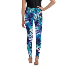 Load image into Gallery viewer, Psychedelic Vibes Kid's Leggings
