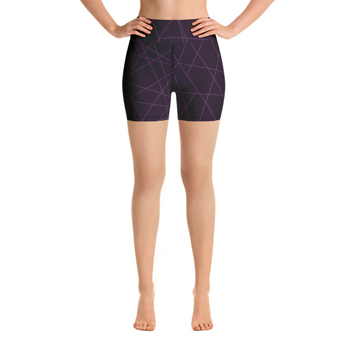 Purple Lasers Shorts