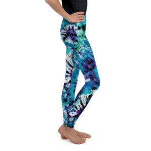 Psychedelic Vibes Kid's Leggings