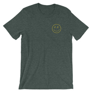 Micro Spread Smile Unisex T-Shirt