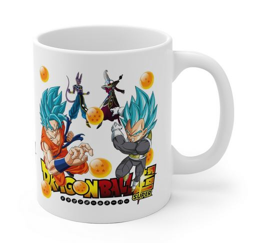 Mug Dragon Ball Super