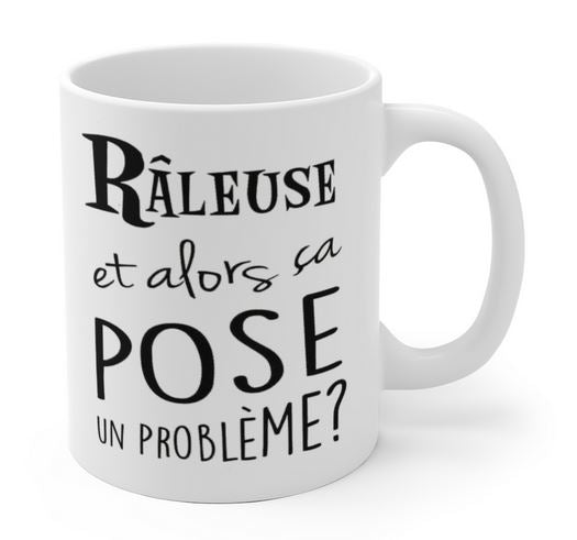 Mug Citation Râleuse?