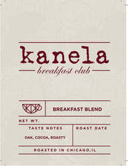Kanela Dark Roast