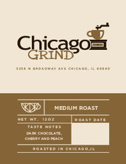 Chicago Grind Med. - AVAILABLE TO THIS CUSTOMER ONLY