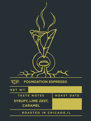 Foundation Espresso Blend